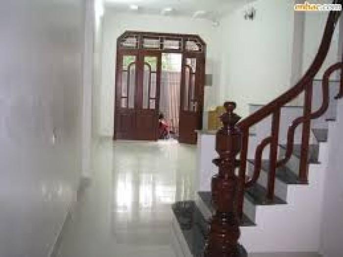 Chính chủ bán nhà mặt phố Hoàng Hoa Thám 40m²x5 tầng mặt tiền 6m giá 6.8 tỷ.