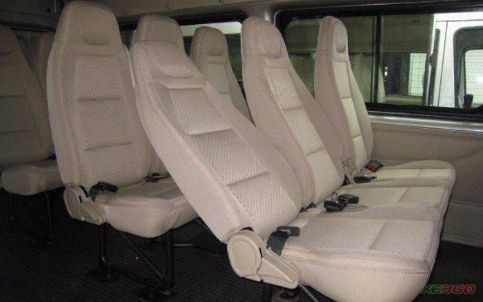 Ford Transit Luxury 2017 giá sốc  + phụ kiện giá trị, liên hệ cam kết giá tốt 3
