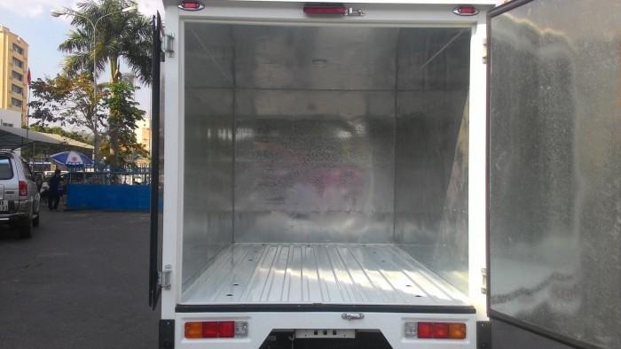 Bán xe tải nhẹ Suzuki 750kg Thùng kín, thùng kèo giao ngay