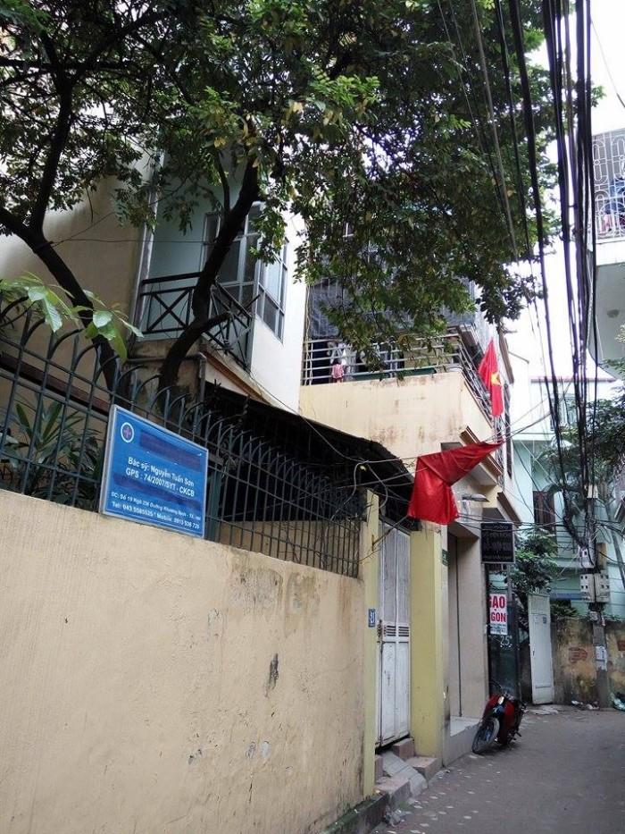 Bán đất Vĩnh Ninh 46m2 giá 650 triệu ,đất vuông vắn nở hậu.