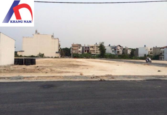Cần bán gấp lô đất MT Đường Số 7, Q.TĐ, (DT: 40x52m, TDT: 2140m2, đất thổ cư 100%).