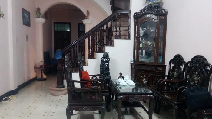 Sốc Bán nhà phân lô, ô tô phố Hào Nam 48m, 4 tầng, giá 7,3 Tỷ.