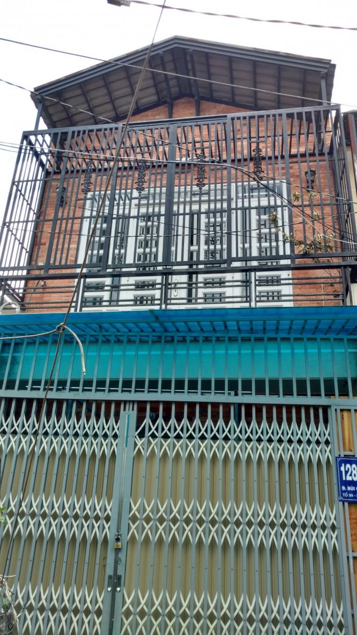 Bán Nhà Đường Bùi Quang Là, phường 12, quận Gò Vấp,Hướng Tây Nam
