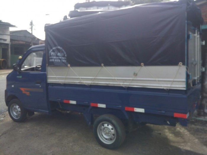 Bán xe tải nhỏ dongben 870kg trả góp 90% trả trước 20 triệu giao xe ngay 2