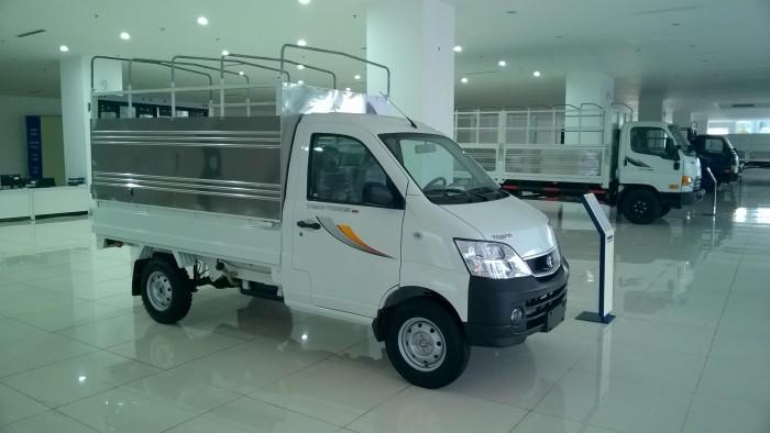 Xe tải nhẹ máy xăng 900kg, 990kg trả góp vay 80%, lãi suất ưu đãi 2