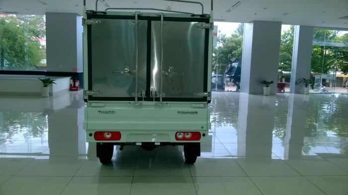 Xe tải nhẹ máy xăng 900kg, 990kg trả góp vay 80%, lãi suất ưu đãi 3