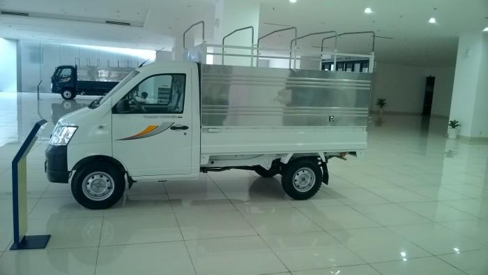 Xe tải nhẹ máy xăng 900kg, 990kg trả góp vay 80%, lãi suất ưu đãi 4
