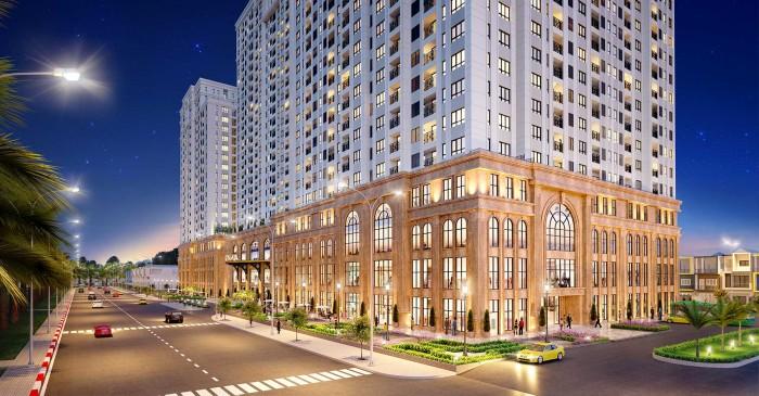 Sở hữu căn hộ cao cấp Sài Gòn Mia giáp khu Trung Sơn quận 7
