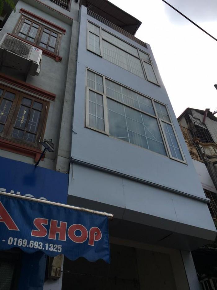 Bán nhà mặt tiền 5m, mặt phố Hàng Đậu/hàng giấy, DT 50m, 20.6 tỷ, kinh doanh