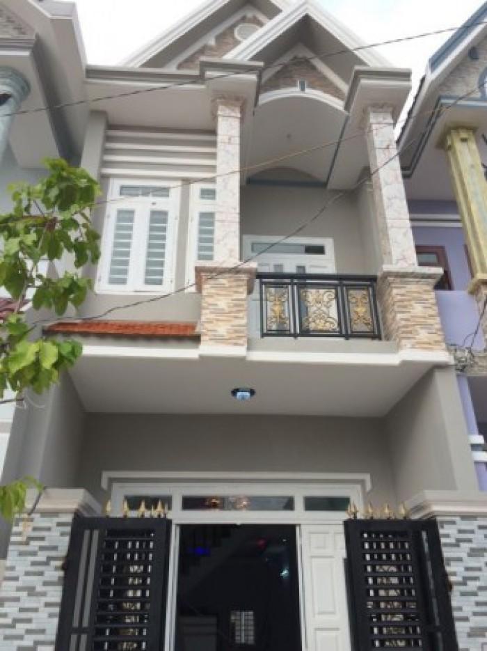 Bán nhà hẻm Duy Tân DT 2.7x10.5m 1 lầu Giá 2.4 tỷ