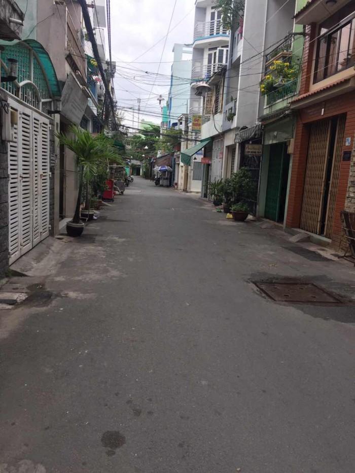 Bán gấp nhà Mặt Tiền nội bộ 71 Phạm Văn Hai, P3, Tân Bình