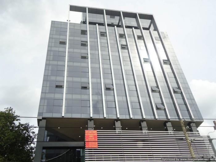 Bán nhà MT gần Điện Biên Phủ Quận 1 DT 20x21m  GPXD 10 tầng