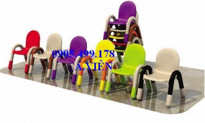 sản xuất đủ mẫu mã ghế mầm non 8
