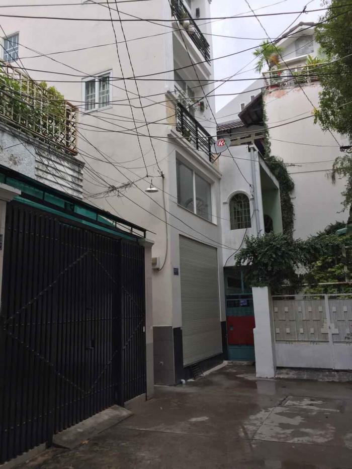 Bán gấp nhà HXH Thích Quảng Đức, Q. Phú Nhuận, 4.9x16, nhà 2 tầng, giá 5.95 tỷ.