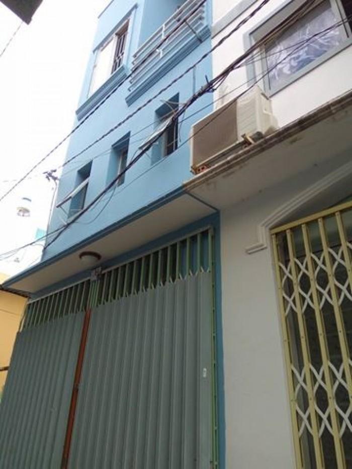 Bán nhà Phùng Văn Cung P7, phú nhuận 1 tỷ 79