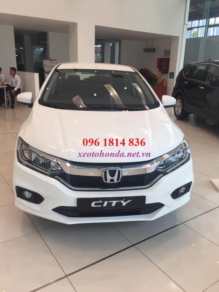 Bán xe Honda City 1.5 V-CVT 2017