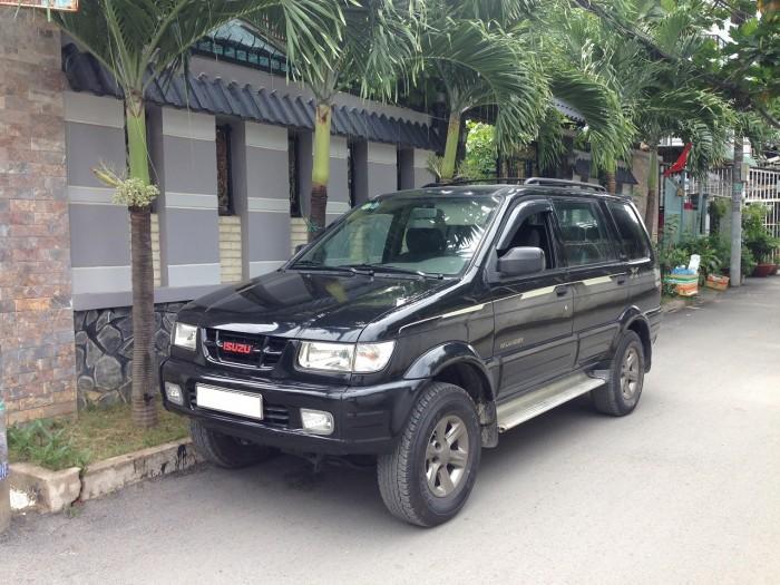 bán xe Isuzu Hi lander 2006 số tự động máy dầu nhà cần tiền bán rẻ