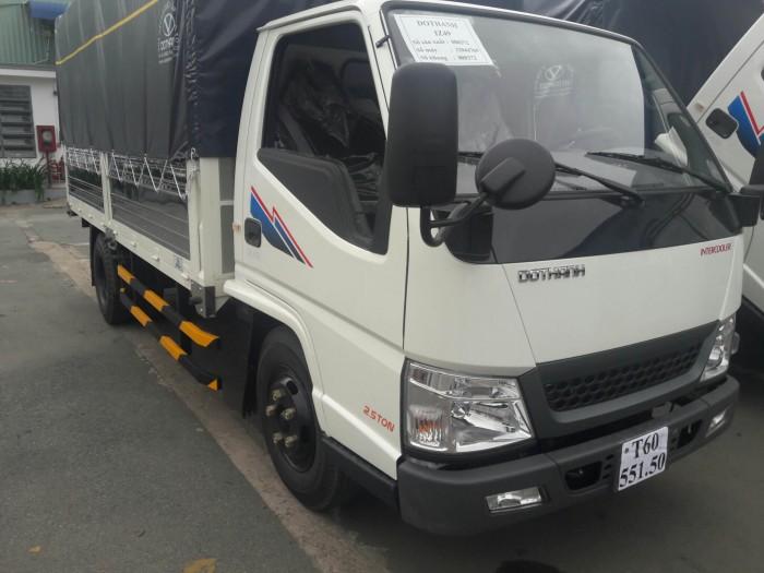 Xe tải iz49 Đô Thành công nghệ Nhật Bản, động cơ mạnh mẽ, tiết kiệm nhiên liệu | Gọi ngay để được tư vấn tốt nhất!