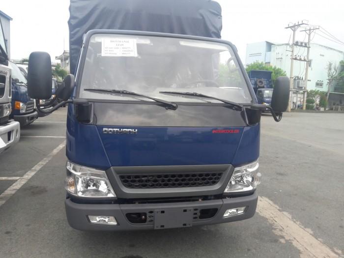 Mua xe tải Đô Thành Iz49 giá rẻ, Xe tải Hyundai 2,4 tấn chỉ trả trước 80 triệu, giao xe ngay.