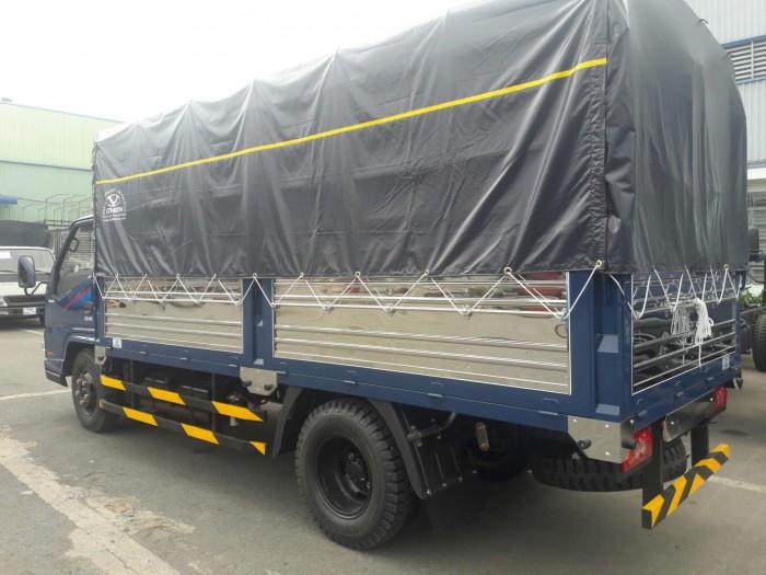 Mua xe tải Đô Thành Iz49 giá rẻ, Xe tải Hyundai 2,4 tấn chỉ trả trước 80 triệu, giao xe ngay. 3