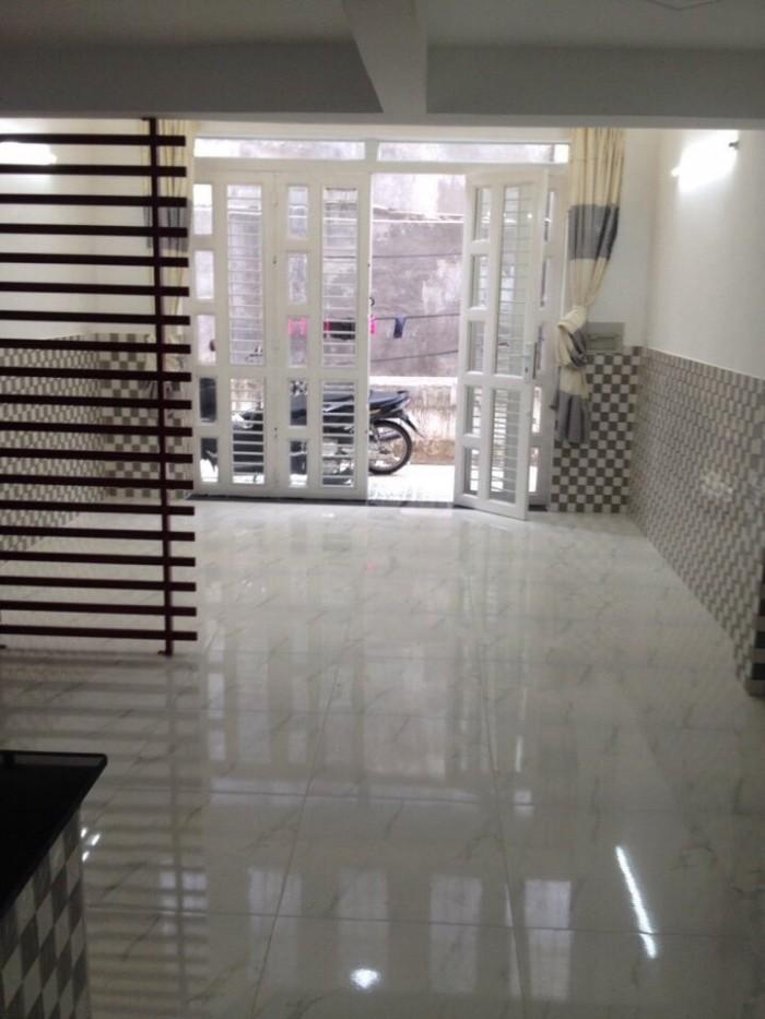 Nhà sổ hồng riêng, Huỳnh Tấn Phát, Nhà Bè, DT3x20m,3 phòng ngủ. giá chỉ 1,62 tỷ