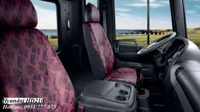 Xe tải Hyundai HD210 14 tấn - Đô Thành - Hỗ trợ mua trả góp lãi suất thấp