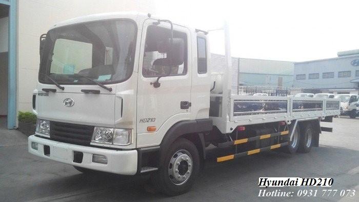 Xe tải Hyundai HD210 14 tấn - Đô Thành