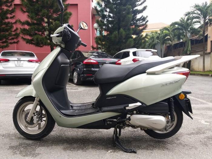Honda SCR 110 Fi Phun Xăng Điện Tử Tuyệt Đẹp Nguyên Zin 100% 1 Đời Chủ