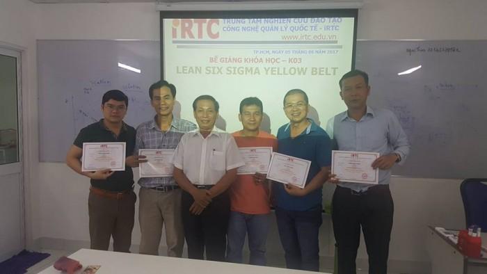 Irtc - Thông Báo Khai Giảng Lớp Qa/Qc - Ngày 29/ 07/ 2017