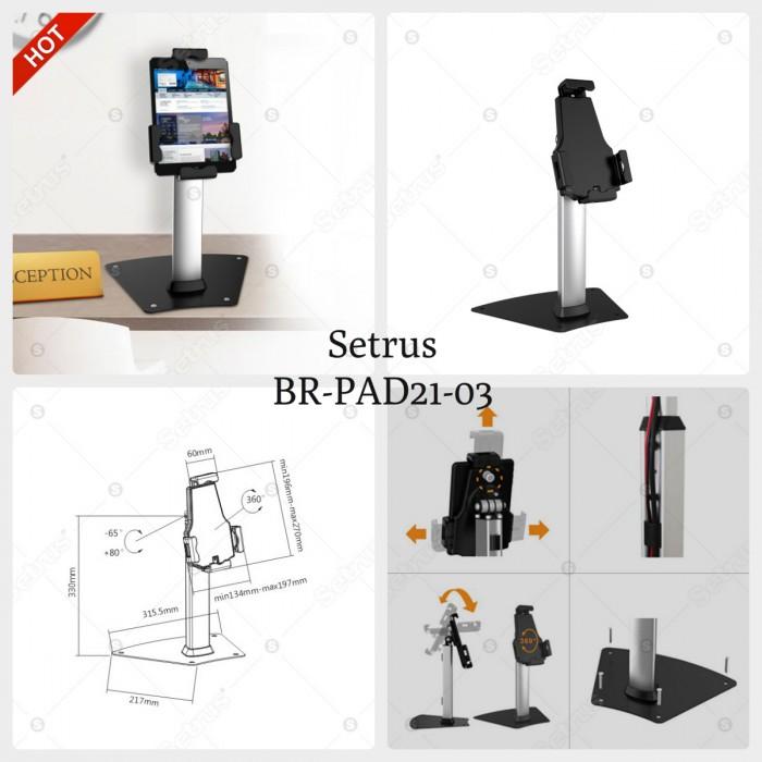 Giá đỡ trưng bày dành cho máy tính bảng BR-PAD 21-03.4