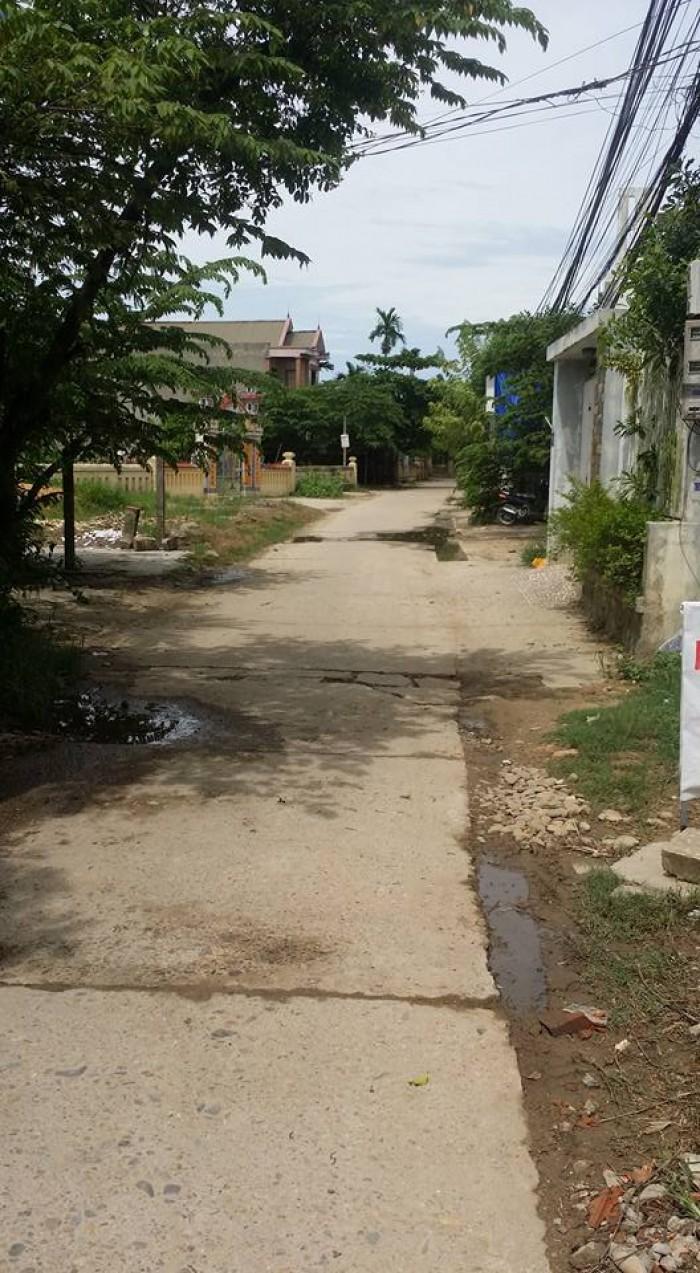 Bán đất mặt tiền làng Ngọc Anh 100m2