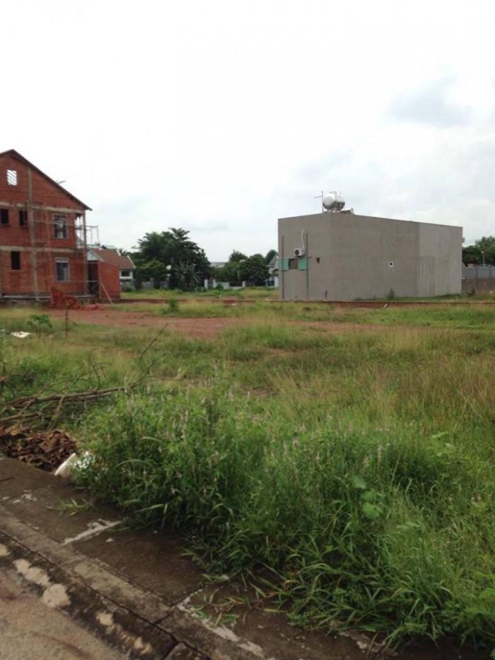 Đất nằm cạnh khu công nghiệp Lộc An-Binh Sơn thuộc xã Lộc An.