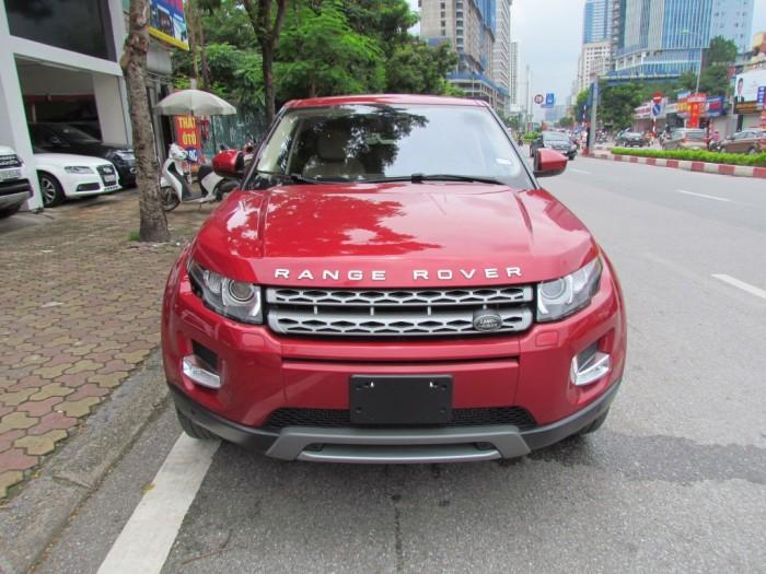 LandRover Range Rover Evoque 2015 màu đỏ 1