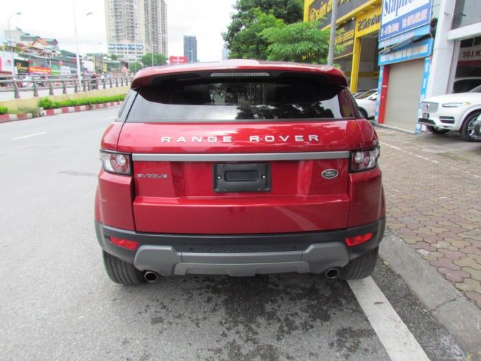 LandRover Range Rover Evoque 2015 màu đỏ 4