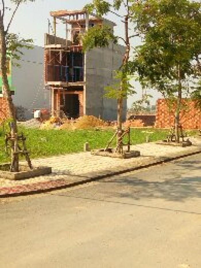 Bán đất KD cafe, quán ăn.. ngay ngã ba Nguyễn Duy Trinh - Trường Lưu DT 67m2 giá 22,7 TR/m2 bao rẻ