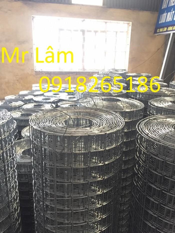Sản xuất và cung cấp lưới thép hàn các loại, D2, D3, D4...0