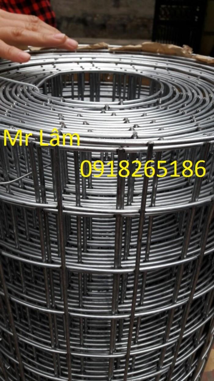 Sản xuất và cung cấp lưới thép hàn các loại, D2, D3, D4...1