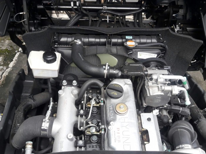 Xe Hyundai HD99 6,5 tấn - Đô Thành - Giá xe Hyundai HD99 rẻ nhất - Xe HD99 6,5 tấn - Giá xe HD99 Đô Thành 4