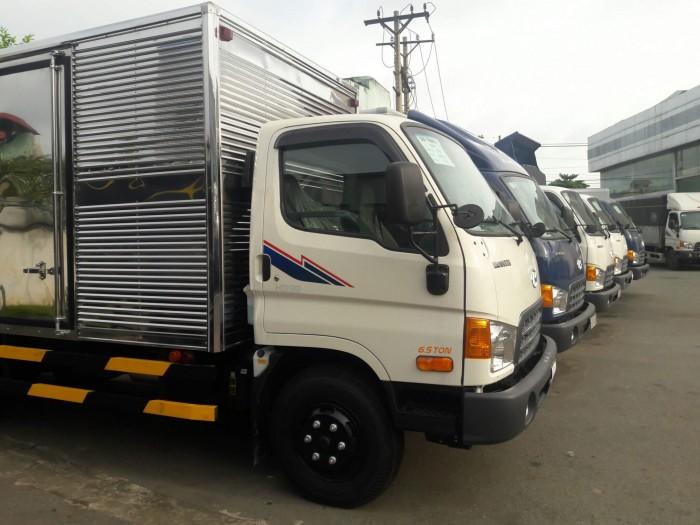 Xe Hyundai HD99 6,5 tấn - Đô Thành - Giá xe Hyundai HD99 rẻ nhất - Xe HD99 6,5 tấn - Giá xe HD99 Đô Thành 7