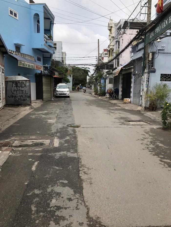 Bán Nhà Hẻm Đường Lê Văn Thọ, phường 11, Quận Gò Vấp