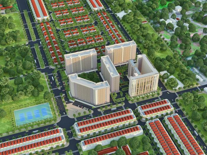 Căn Hộ CC Chuẩn Hàn Quốc 16.5Tr/m2, 280Tr Sở Hữu Ngay
