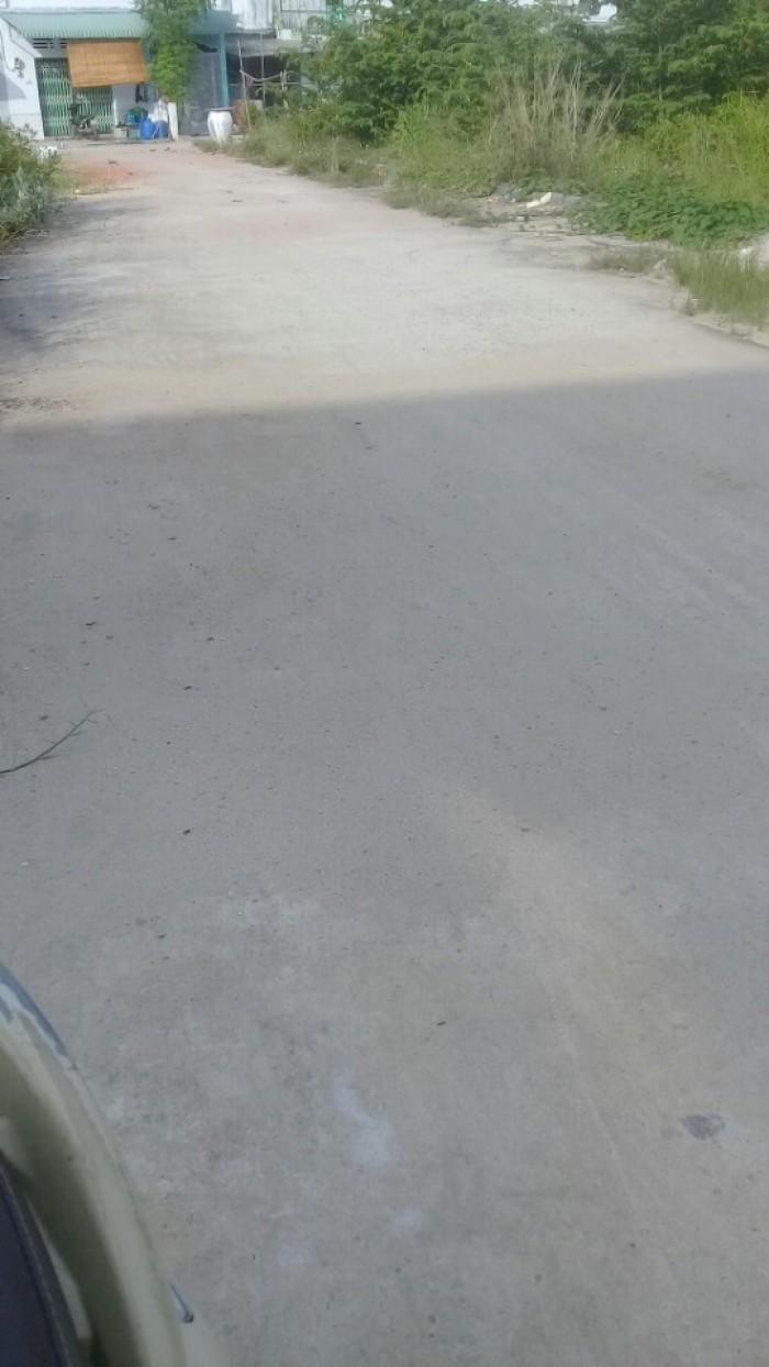 Đất mặt tiền đường Hà Huy Giáp ,P.Thạnh Lộc ,Quận 12