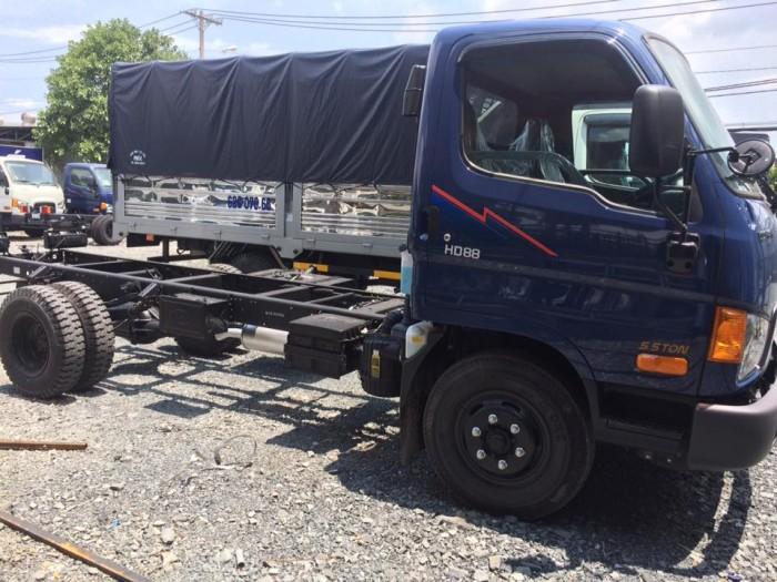Xe tải Hyundai DOTHANH HD88 - 5.5 Tấn.Tổng tải trọng