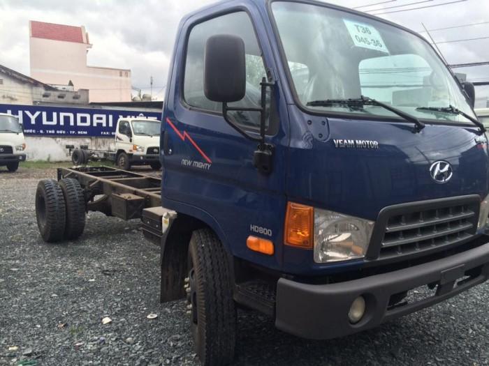 Xe tải Hyundai HD800 - VEAM tải trọng 7.940 kg