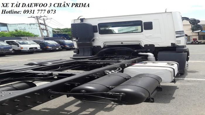 Xe tải Daewoo Prima 15 tấn, Xe tải Daewoo 3 chân 2