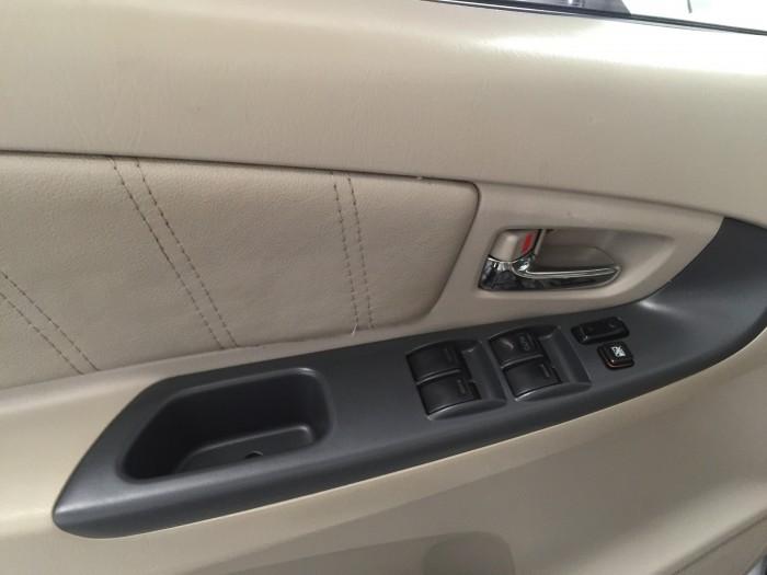 Bán xe Toyota Innova G đời 2012, màu bạc, hộp số tự động