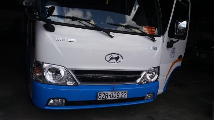 Hyundai County 29 chỗ giá tốt nhất, trả trước 200 triệu, giao xe trong vòng 5 ngày