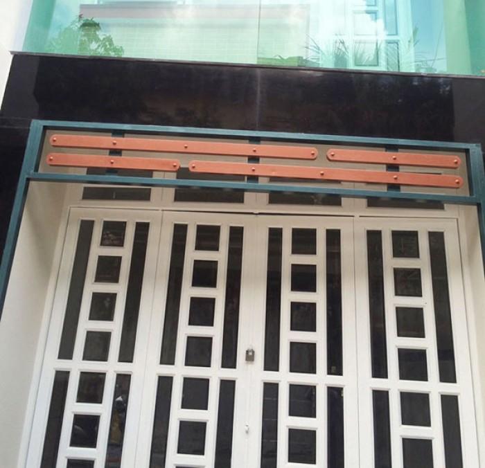 Cần bán nhà 4x9m hẻm 4m Hàn Hải Nguyên, Phường 9, Quận 11. Giá 2,7 tỷ