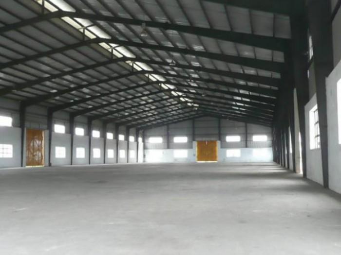 Kho MT Trần Văn Kiểu, Q.6 cho thuê 70 triệu/tháng, 1000m2,container ra vào thoải mái