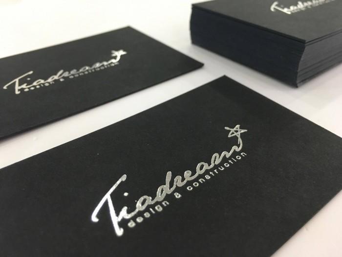 Dịch vụ in ấn giấy Art chất lượng cao làm danh thiếp